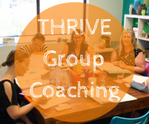 Business Growth Planning | Business Planning Perth | THRIVE Group Coaching for Small Business Owners