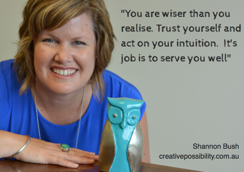 Perth business coach Shannon Bush Leadership Wisdom Right Brain Leadership