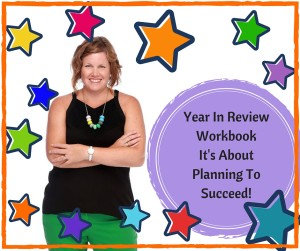 Business Planner | Marketing Coach Perth | Year In Review Workbook