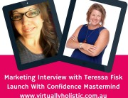 Markeitng Interview with Teressa Fisk | Business Coach Perth Osborne Park Leederville Subiaco