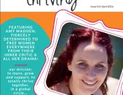 Totally Thriving Digital Magazine April 2016 | Amy Madden | Business Women | Inspiring Entrepeneur Australia