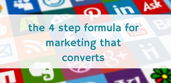 4 step marketing formula   business coach Perth   Marketing strategy
