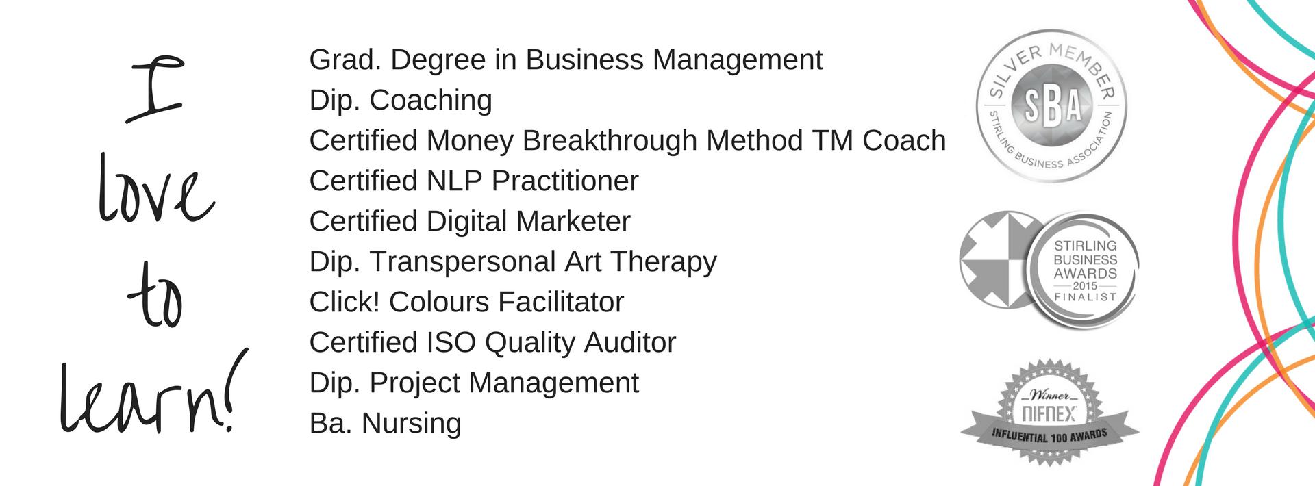 Shannon Bush Perth Business Marketing Coach Creative Possibility
