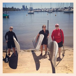 Paddleboarding Fun Rejuvenate effortless success project