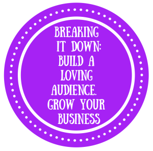 Build An Audience And Grow Your Business | Creative Possibility Business Coach