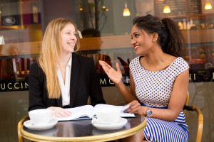 Coffee Meeting | How To Network Confidently | Business Coaching Perth