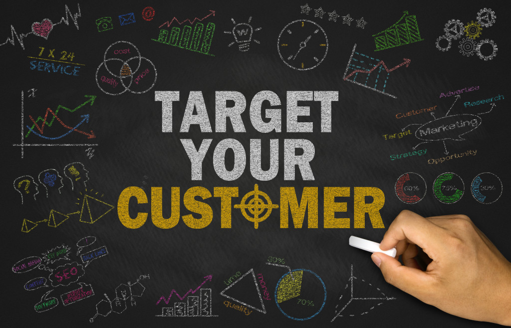 target your ideal client and customer | small business coaching Perth | marketing coach Perth
