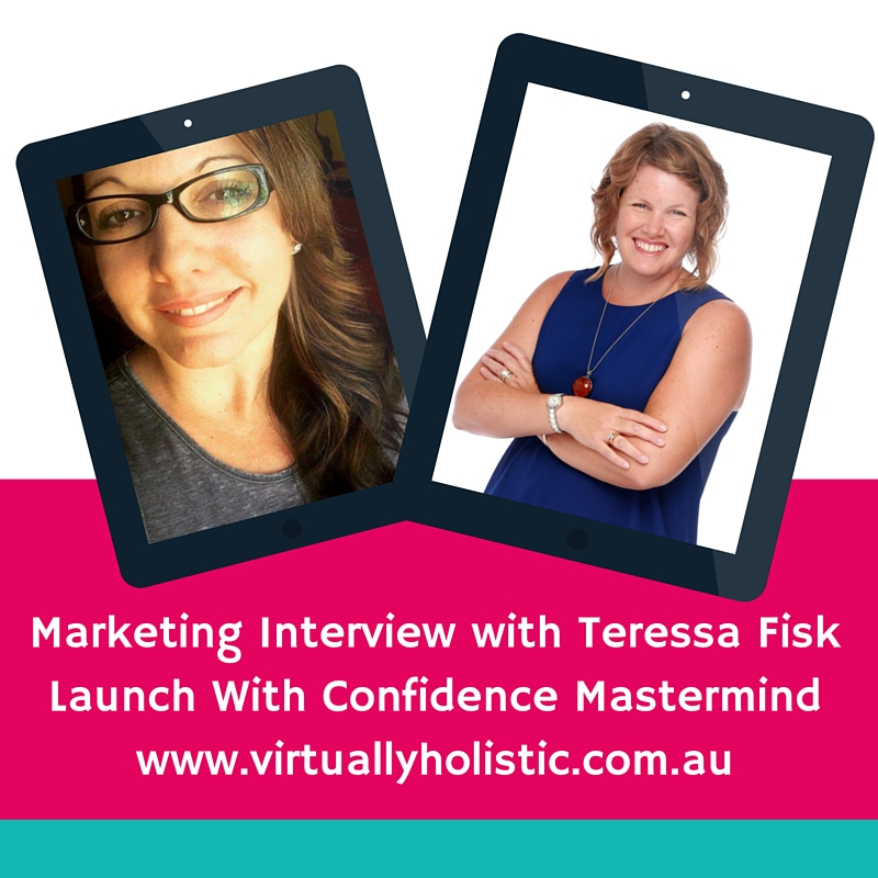 Markeitng Interview with Teressa Fisk | Business Coach Perth Osborne Park Leederville Subiaco