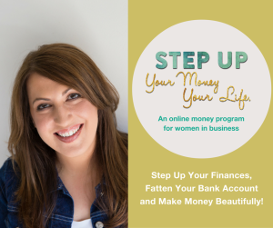 STEP UP Money Program Sylvia Chierchia Business Coach Perth