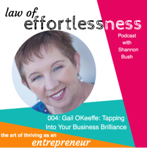 LOE-004-Gail-OKeeffe-Tapping Into Business Brilliance