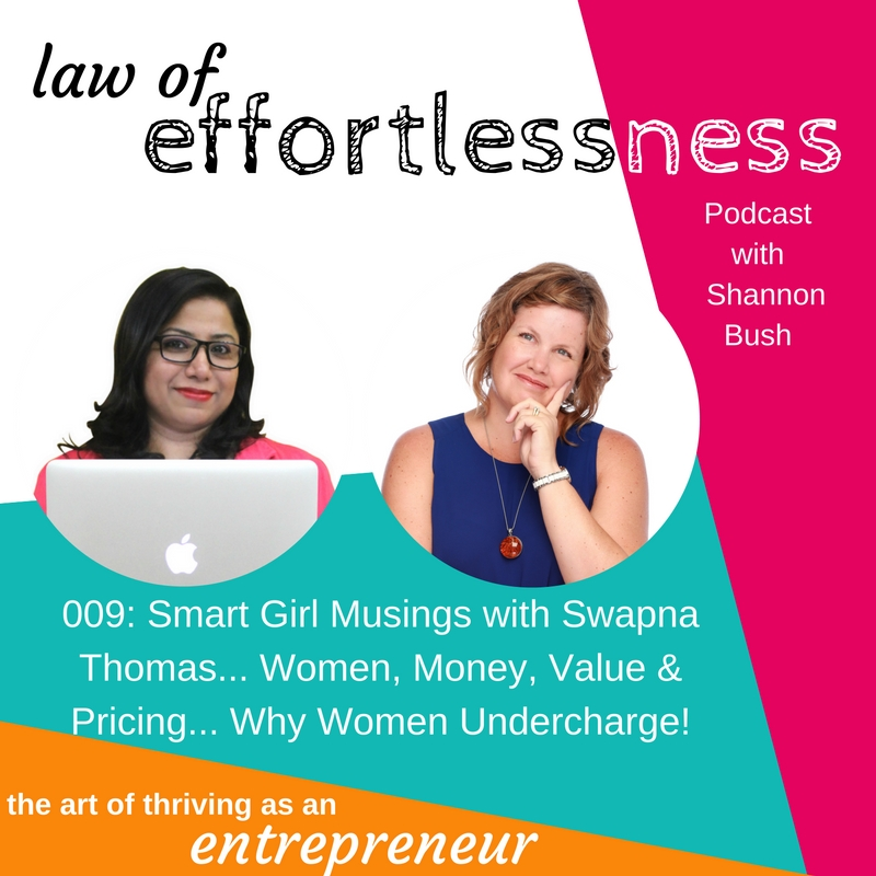 LOE Podcast 009 Smart Girl Musings Women And Value | Business Coach Perth