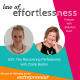LOE 034 | Perfectionism Be Gone w/ Claire Barton | Podcast