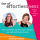 LOE 042 | Kickstarter Tips + Shining Your Light w/ Karen Gunton | Podcast