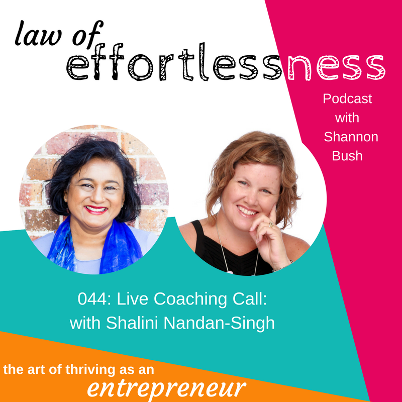 LOE 044 Live Coaching Call _ Shalini Nandan-Singh | Legally Shalini | Marketing Message Clarity