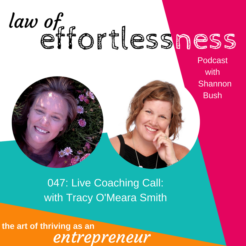 Business Coach Marketing | Tracy O'Meara Smith | Live Coaching Call Shannon Bush | Business Coach Perth