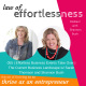 LOE Podcast 055 | The Current Business Landscape w/ Shannon Bush & Sarah Thomson | Effortless Business Events Take Over