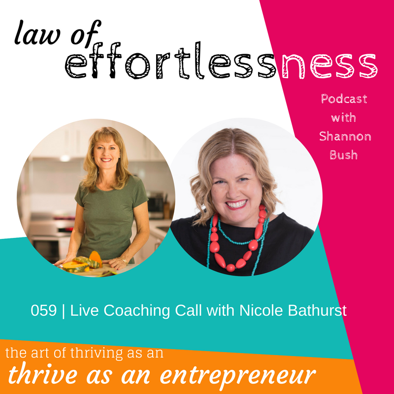 Dietitian Nicole Bathurst, business, coach, perth, marketing, podcast, marketing coach