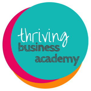 Thriving Business Academy | Shannon Bush Business Marketing Coach Perth | Group Coaching | Small Business Support | Business Mastermind