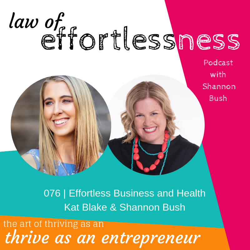 LOE Podcast Perth Business Marketing Coach Shannon Bush Kat Blake LOE Podcast