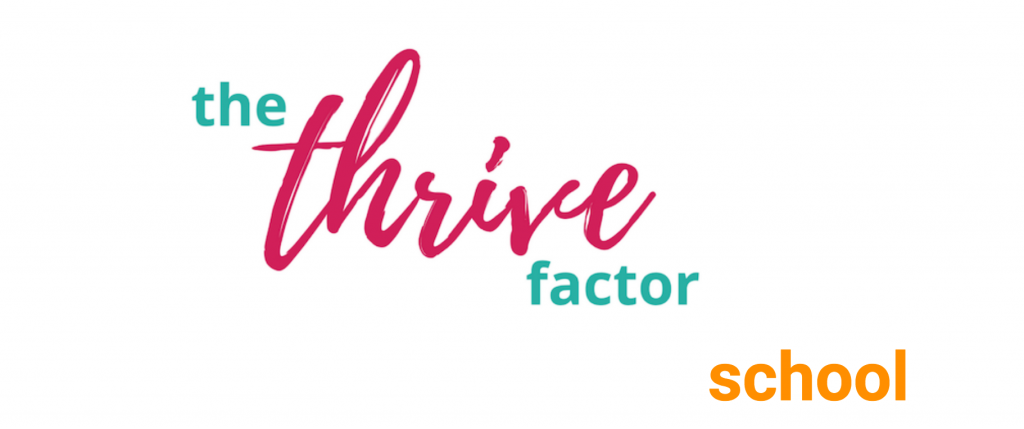 Thrive Factor School | Archetype Profiling Training | Certification Program | Business Women | Coaching Training | Personality Profile Training